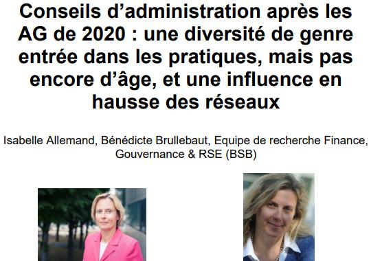 Isabelle Allemand, Odile Barbe et Bénédicte Brullebaut